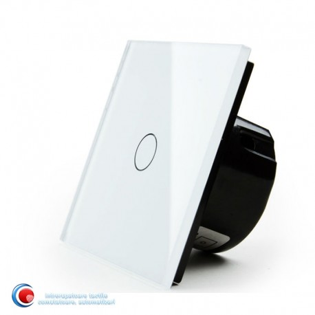 Intrerupator touch standard - alb